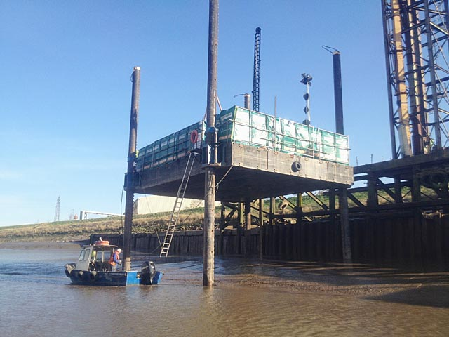Maritime Solutions Barge Hire