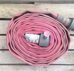 Fire Hoses 51mm Various Sizes and Lengths