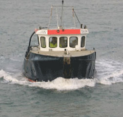11 meter workboat