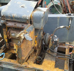 Hydraulic Power Pack with Hatz Engine